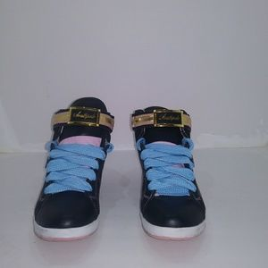 Southpole womens hight top shoes size 8.5